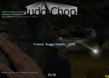 JUDO CHOP! GoldenEye source