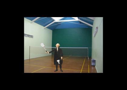 GW: Badminton Legend