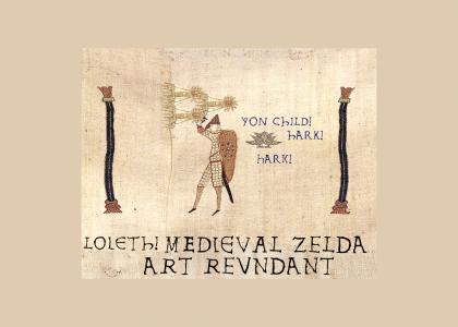 Medieval Legend of Zelda