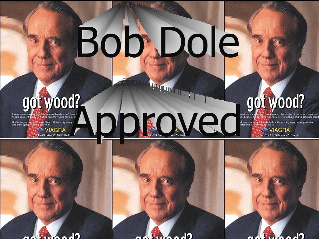 Robert Dole Viagra Ed