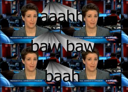 Rachel Maddow reacts to Bobby Jindal's oratorical skills