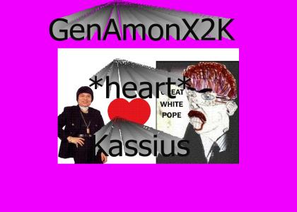 Love Song for Kassius