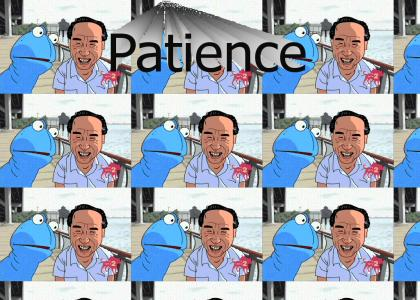 Wonder Patience Showzen (refresh)