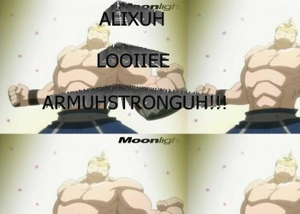 The Strong Arm Alchemist, Alex Louis Armstrong