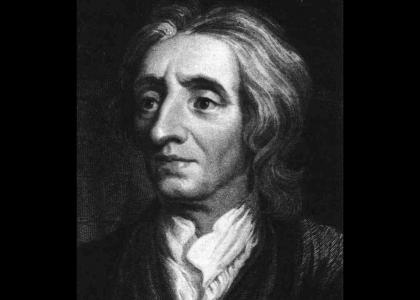 John Locke Stares to the Left of Your Soul
