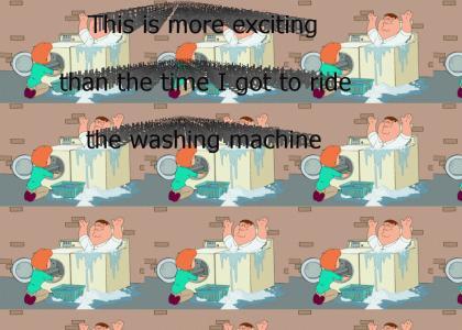 Family Guy Washing Machine