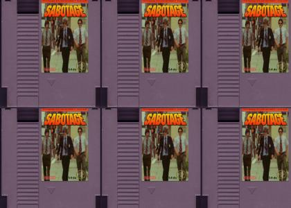 Beastie Boys... NES Sabotage