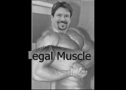 Beware of Tom Mabes Muscle