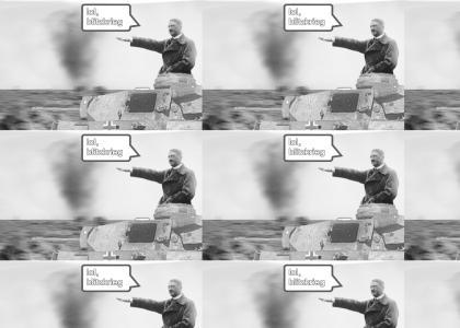 lol, blitzkrieg