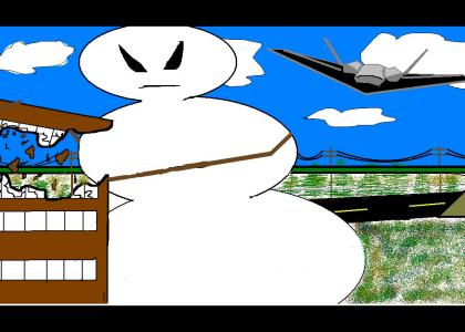 The Great snowman War - 05 - The Secret Weapon