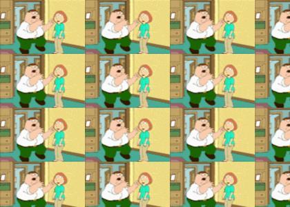 peter is a maniac( BETTER SOUND :} )
