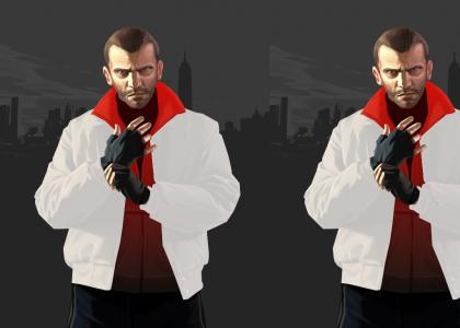 gta iv Niko Altered