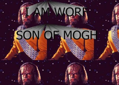 full Worf Song