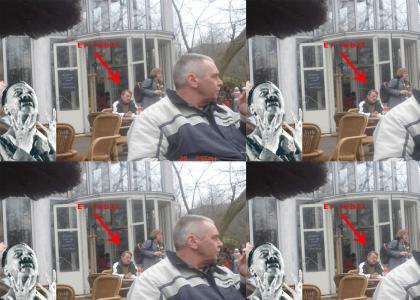 Secret nazi Hitler!