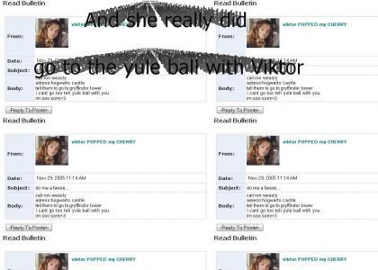 Emma Watson Myspace