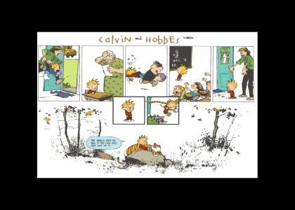 Life > Calvin