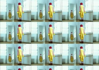 Ronald Mirror Dance