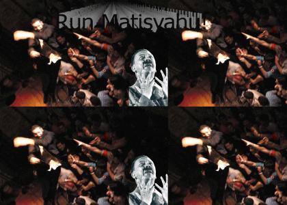 OMG, Secret Nazi Matisyahu Fans!