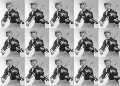 A Violin't Death