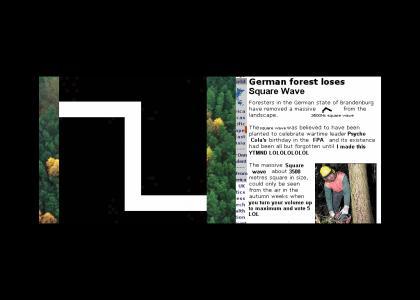 OMG, Secret 3500Hz square wave forest!