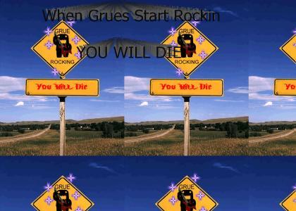 Beware of Guitar Playing Grues