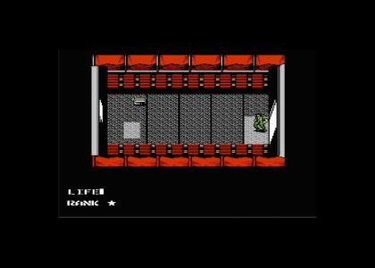Epic Metal Gear Maneuver