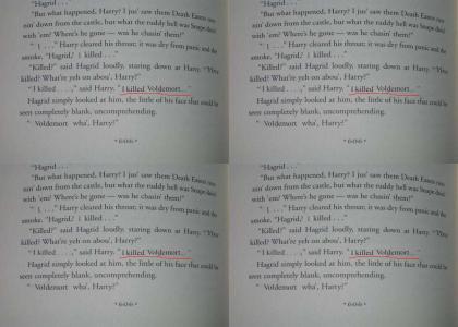 VOLDEMORT DIES IN BOOK 7!