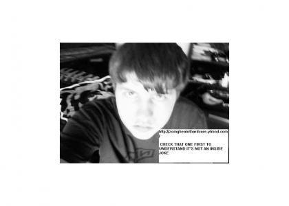 "MORE UNDERSTANDABLE ""hardXcore"" kid is emo"