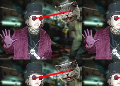 Wonka's goggles fail!