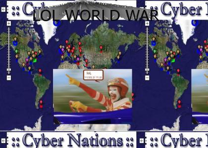 LOL WORLD WAR
