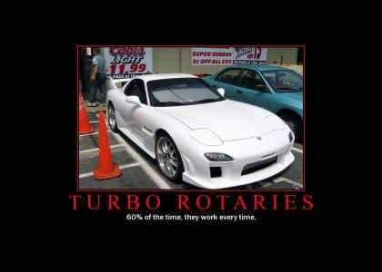 turbo rotarys