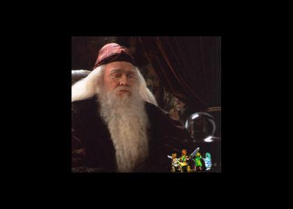 Golden Sun vs. Dumbledore