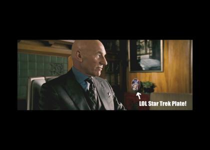 Professor X's favorite TV Show!