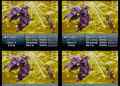 Final Fantasy VI Fourth Tier