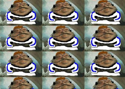 Jabba the Numa Numa Hutt