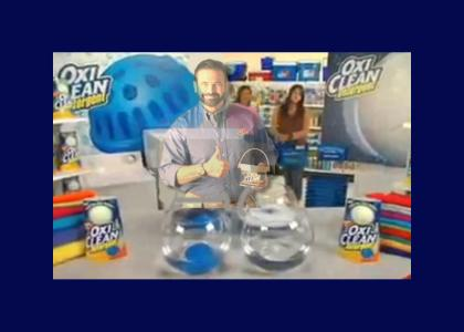 His Spirit Lives On In Infomercials...