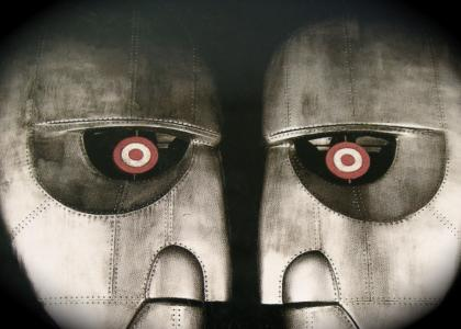 The Division Bell stares into your soul