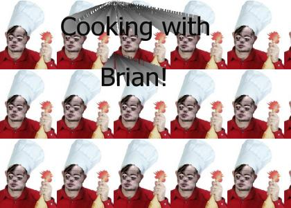 Cooking with Brian Peppers!