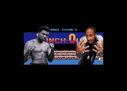 Punch out rap ft ludacris and muhammad ali
