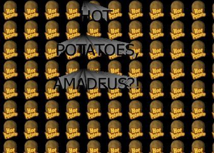 Rock Me...Hot Potatoes?