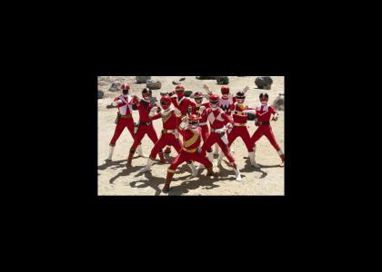 Power Rangers :O
