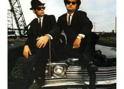 The Blues Brothers - 106 Miles to Chicago