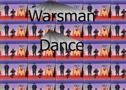 Warsman Moskau Dance