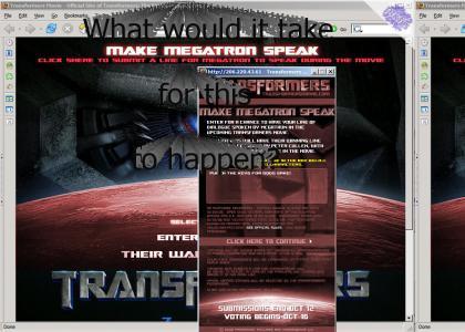 Megatron speaks PTKFGS (site in description)