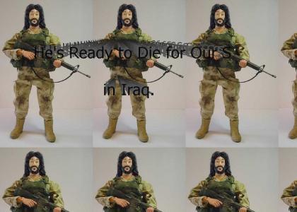 Battle Jesus