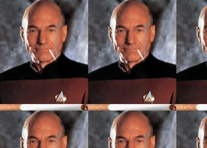 CIGARETTE: Picard Song