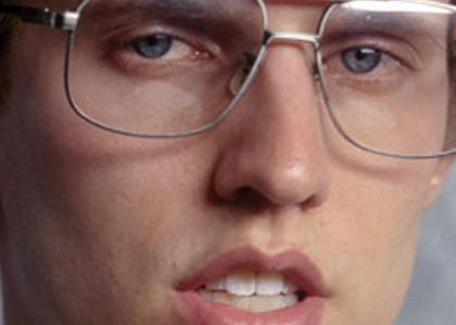 Napoleon Dynamite...........stares into your soul