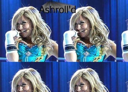 Ashroll'd