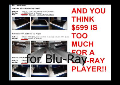 The PS3 is CHEAP!!!