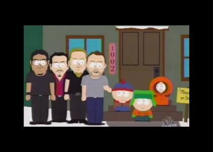 South Park: Metallica's mp3 protest